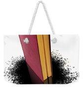 Bleading Book Weekender Tote Bag