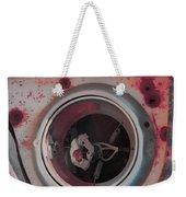 Bleed The Metal  Weekender Tote Bag