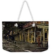 Bleeker Street Seven Am Weekender Tote Bag
