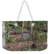 Blending Deer Weekender Tote Bag