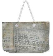 Blessed Weekender Tote Bag