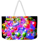 Blob Of Color... Weekender Tote Bag