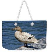 Blond Duck Weekender Tote Bag