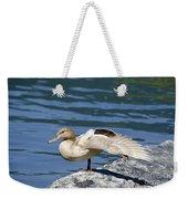 Blonde Duck Weekender Tote Bag