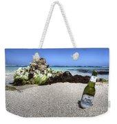 Blonde On The Beach  Weekender Tote Bag