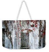 Blood Ivy Weekender Tote Bag