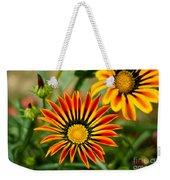 Blooming Beauty Weekender Tote Bag