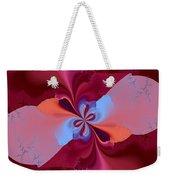 Blooming Color Weekender Tote Bag