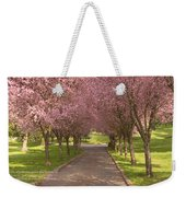 Blooms Along The Lane Weekender Tote Bag