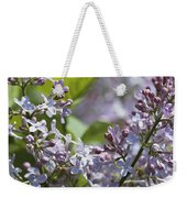 Blossoming Hyacinthiflora Lilacs Weekender Tote Bag
