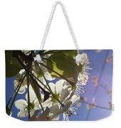 Blossoms In Bloom Weekender Tote Bag by Katie Cupcakes