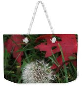 Blow Away Weekender Tote Bag