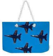 Blue Angels 10 Weekender Tote Bag