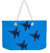 Blue Angels 8 Weekender Tote Bag