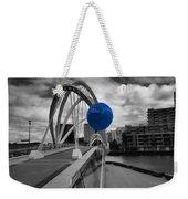 Blue Balloon Weekender Tote Bag