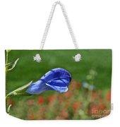 Blue Beacon Weekender Tote Bag