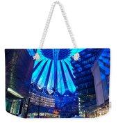 Blue Berlin Weekender Tote Bag