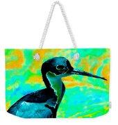 Blue Bird Weekender Tote Bag