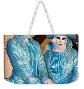 Blue Cane Duo Weekender Tote Bag