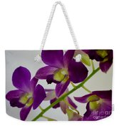 Blue Charm X Aridang Blue Orchid - 3 Weekender Tote Bag