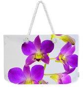 Blue Charm X Aridang Blue Orchid - 1 Weekender Tote Bag