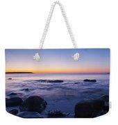 Blue Dawn Acadia National Park Weekender Tote Bag