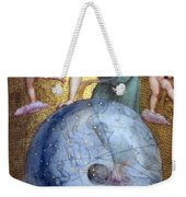 Blue Earth Weekender Tote Bag