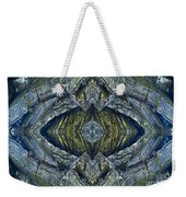 Blue Eye Weekender Tote Bag