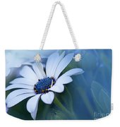 Blue Eyed African Daisy Weekender Tote Bag