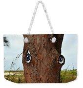 Blue Eyed Pine Weekender Tote Bag