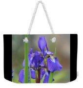 Blue Flag Iris - Dsc03987 Weekender Tote Bag