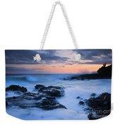 Blue Hawaii Sunset Weekender Tote Bag