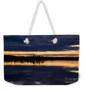 Blue Hour Weekender Tote Bag by Heiko Koehrer-Wagner