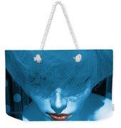 Blue Kiss Weekender Tote Bag