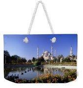 Blue Mosque, Sultanahmet, Istanbul Weekender Tote Bag