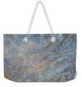 Blue Nebula #1 Weekender Tote Bag