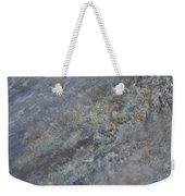 Blue Nebula #2 Weekender Tote Bag