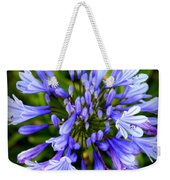 Blue On Blue Weekender Tote Bag