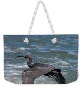 Blue On The Beach Weekender Tote Bag