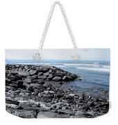 Blue Pacific Weekender Tote Bag