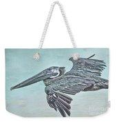 Blue Pelican Weekender Tote Bag