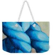 Blue Rope Weekender Tote Bag