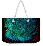 Blue Rose II Weekender Tote Bag