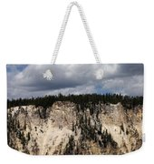 Blue Skies And Grand Canyon In Yellowstone Weekender Tote Bag