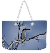 Blue Skies V2 Weekender Tote Bag