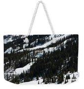 Blue Sky Miners Cabin Weekender Tote Bag