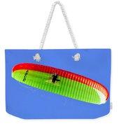 Blue Sky Paraglider Weekender Tote Bag