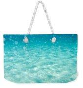 Blue Weekender Tote Bag by Stelios Kleanthous