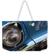 Blue Thunder - Classic Antique Car- Detail Weekender Tote Bag