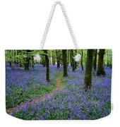 Bluebell Wood, Near Boyle, Co Weekender Tote Bag